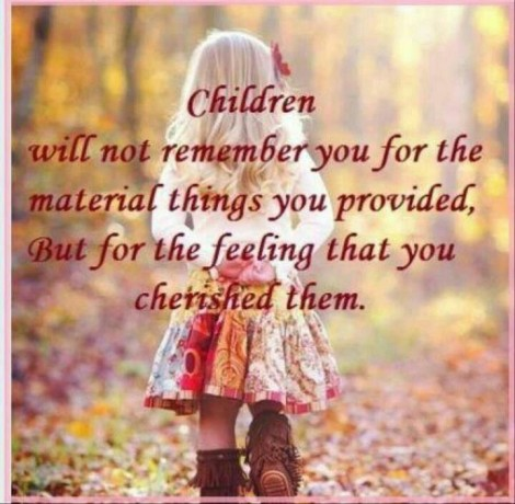loving your kids